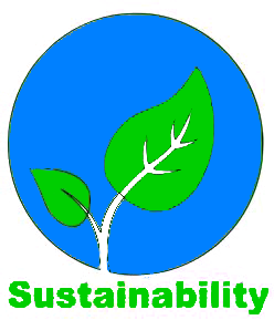 Logo-Nachhaltigkeit